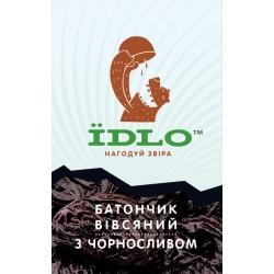 Батончик овсяный с черносливом IDLO