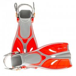 Детские ласты для плавания и снорклинга  Marlin JOY red